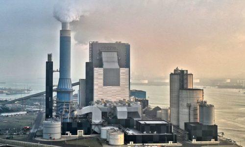 Rotterdam power plant