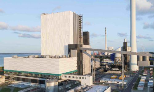 Wilhelmshaven power plant