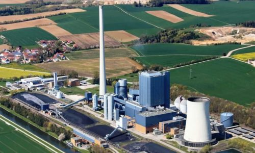 Zolling power plant